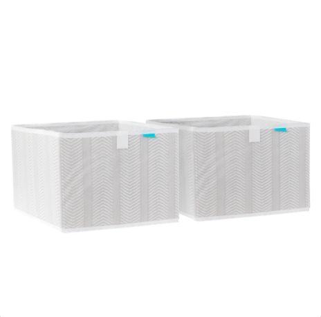 Set 2 Cajas Organizadoras L