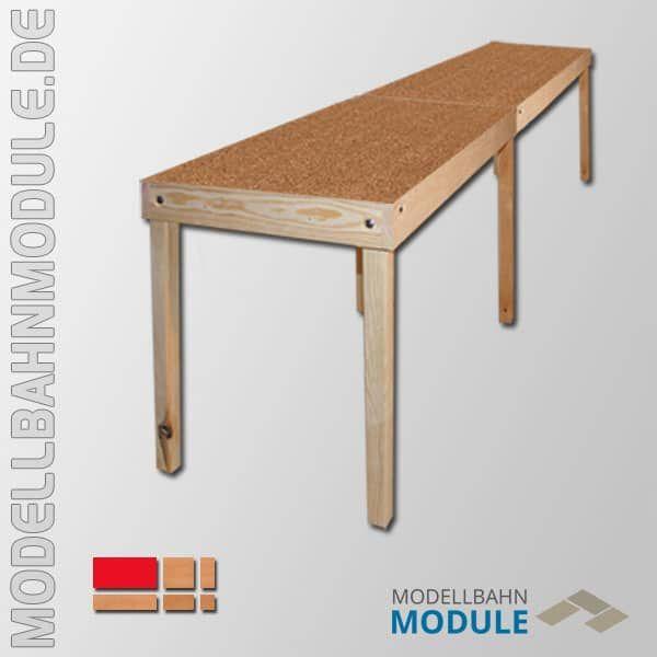 Modul 1000 X 250 Mm Und Mit Einer 3 Mm Tischplatte Modelleisenbahn Modelleisenbahn Anordnung Modellbahnanlage