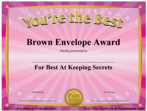 17 best Awards images on Pinterest Award certificates, Employee - best of sample invitation letter for awards ceremony