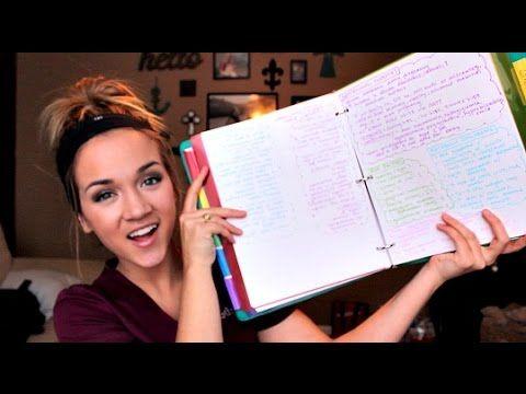 How I Study In Nursing School + Test Taking