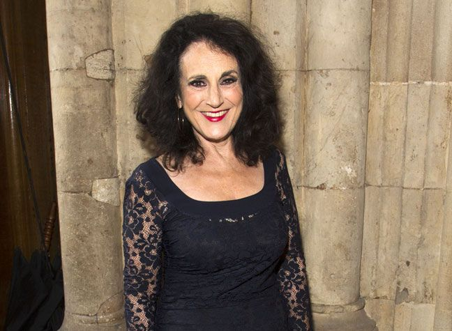 "2016 - Lesley Joseph - Birds  of a Feather actress is hoping to impress this season, saying:  ""Strictly is an iconic show and I have always loved the glamour and the  dedication and the entertainment and this year it suddenly seemed right  to take part. I am scared and excited and apprehensive and thrilled to  be a part of this wonderful show and I will try my best and enjoy this  amazing experience!"""