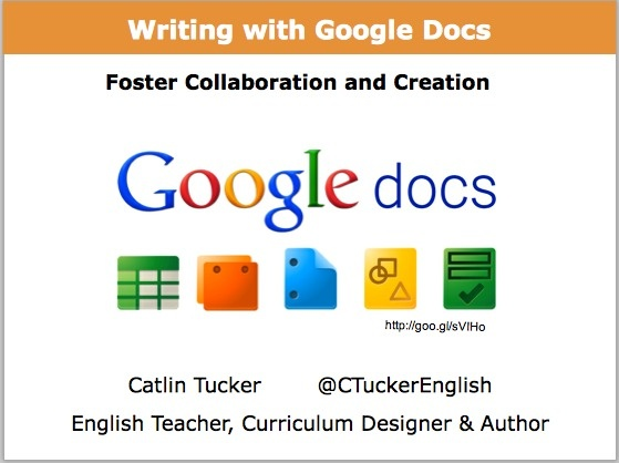 Writing with Google Docs: Foster Collaboration & Creation