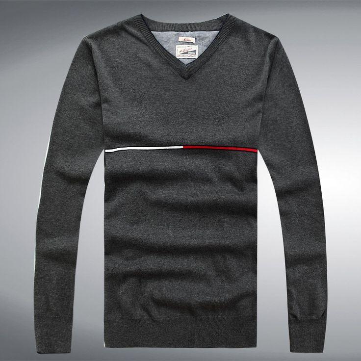 Мужчины свитер весной и осенью корейские звезды свитер тонкий ретро свитер мужчин свитер мужской свитер тонкий раздел прилив - Taobao