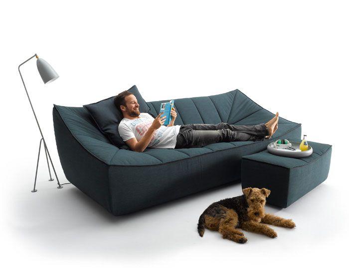 Schön Comfortable And Modern Bahir Sofa Design | Freshnist