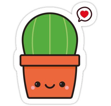 cactus cute - Buscar con Google