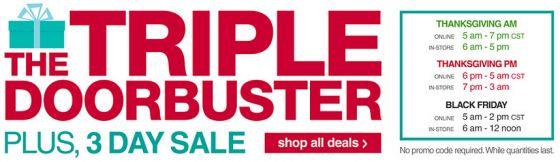 Kmart Black Friday Online Deals (Furby, Trampoline, Jammies, Jackets, Towels and More!)