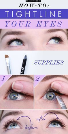 See more interesting makeup tutorial on http://pinmakeuptips.com/a-way-to-make-your-eye-shadows-pop-up/