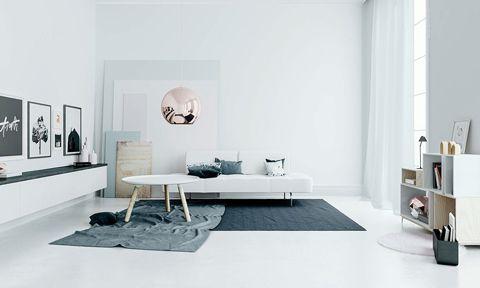 Simple interiors - Harley & Co. blog