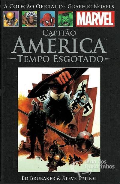 Coleção Oficial de Graphic Novels Marvel, A n° 44 - Salvat