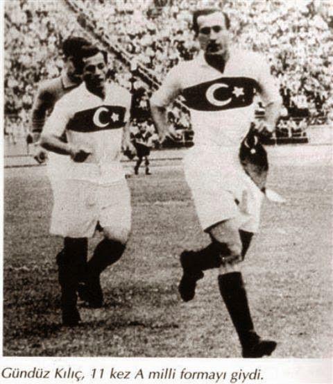 Atatürk, Ataturk, Futbol, Football, Gündüz Kılıç, Gunduz Kilic