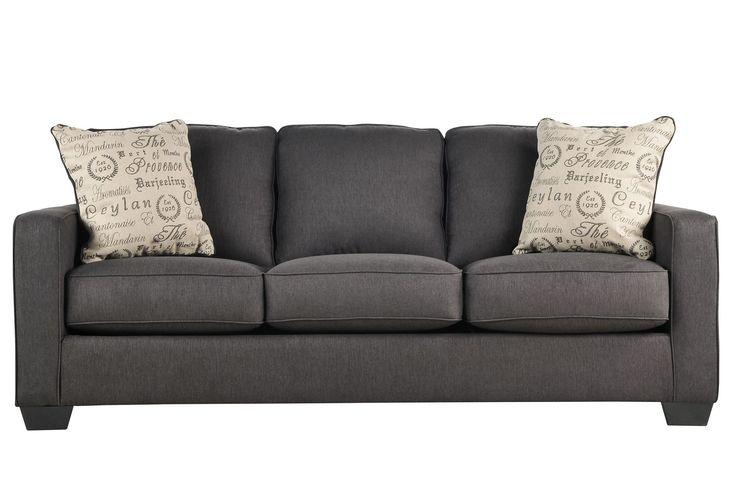 Alenya Charcoal Sofa Upholstery Shops And Old World Charm