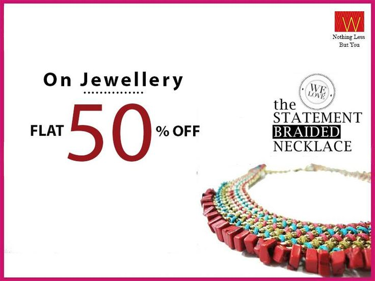 Buy our exquisite #jewellery at amazing prices. Our End of #SeasonSale is here!  Check here : http://bit.ly/1ee1xrs