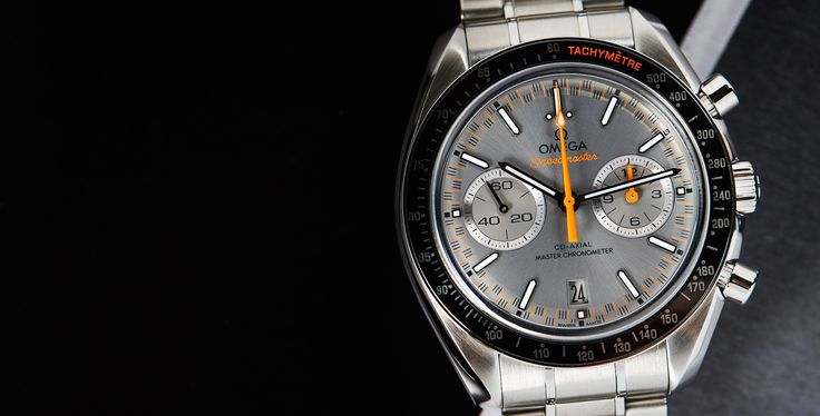 IN-DEPTH: The Omega Speedmaster Racing Master Chronometer The story in a second: Maybe it didn't get to the moon, but this Speedmaster still excites. Earlier this week, we ran a video review of the black-di... http://drwong.live/news/in-depth-the-omega-speedmaster-racing-master-chronometer/