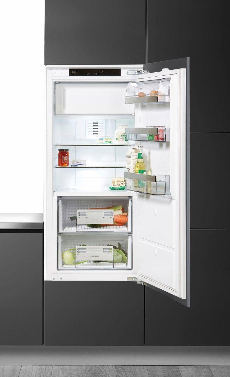Integrierbarer Einbau Kühlschrank SANTO SFE81226ZF Weiß,  Energieeffizienzklasse: A++, AEG Jetzt Bestellen Unter:  Https://moebel.ladendirekt.de/kueche Und  ...