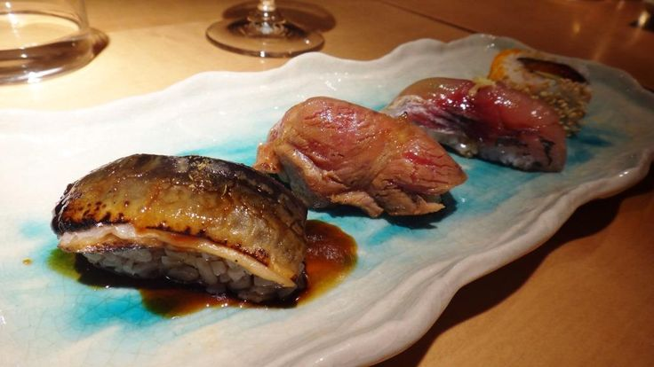 sushi #Koy Shunka #Barcelona #Japones http://on.fb.me/1a3QtQZ