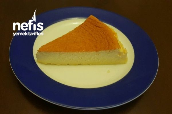 Japon Usulü Cheesecake