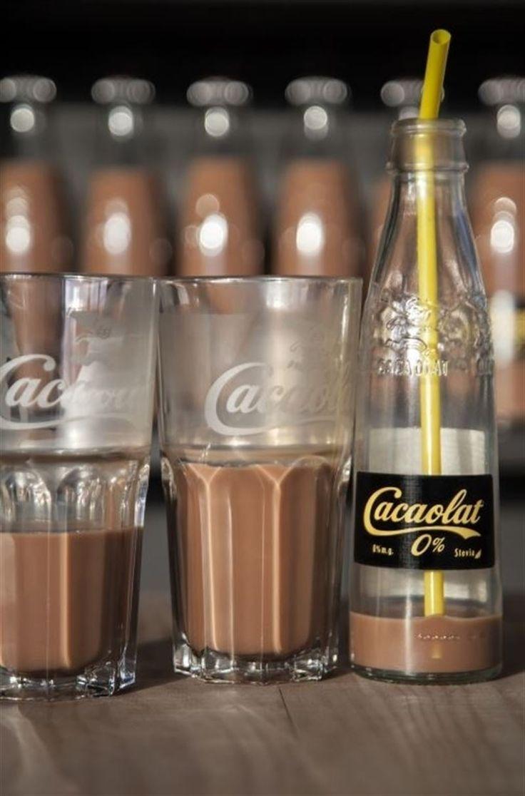 Cacaolat 0%, desnatado y sin azúcar. Apto para la dieta Dukan desde la primera fase. Rico, rico #Dukan