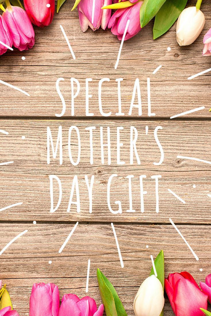 Mother's Day - Give your mom, a special and different gift for her day | Dê para sua mãe, um presente diferente e especial neste dia das mães