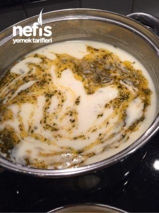 Yayla Çorbası ( Yoğurdu Kesilmez Garantili)