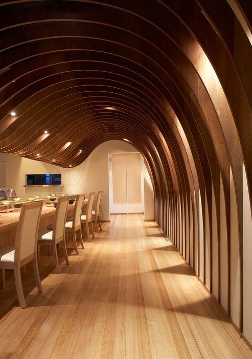Japanese Cafe Design