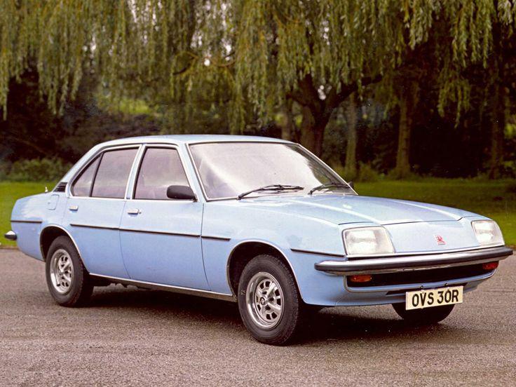 Vauxhall Cavalier - 1975