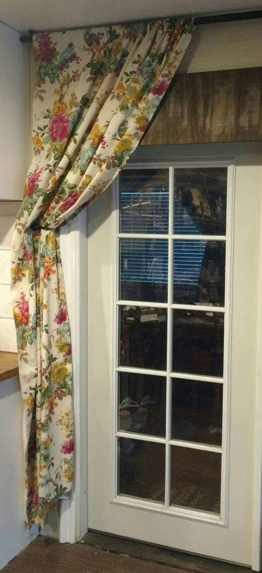 rustic-wood-awning-window-valance-custom farmhouse