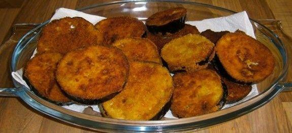 Beringelas Panadas // Berinjelas Empanadas Simples