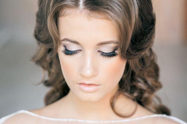 Великолепный свадебный макияж ::: onelady.ru ::: #makeup #eyes #eyemakeup