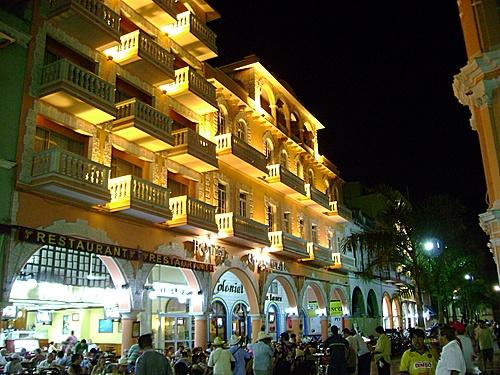 Puerto De Veracruz Mexico | Presentación Agua Alcalina OHC (Puerto de Veracruz)