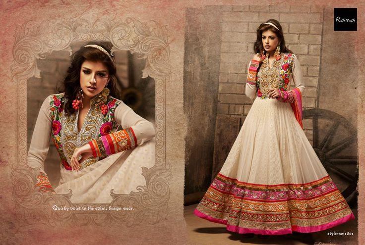 "Bella Stiles Presents: ""RAMA HITS"" #fashion #ethnic #suits #stylish #embroidery #sale #discount #festiveoffer #pretty #ladies #shopping #Trendy #Elegant #Beautiful #freeshipping #dresses #stunning #classy #Desi #girls #eCommerce #online #international"