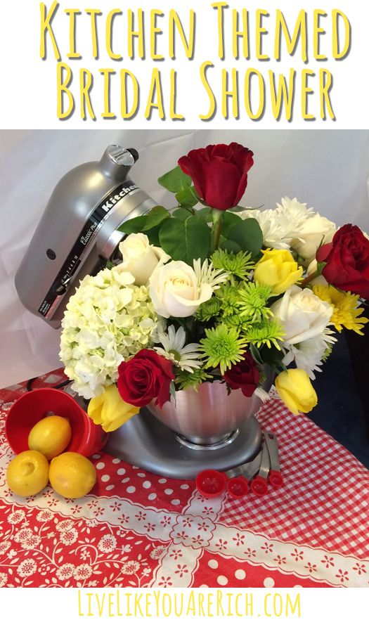50 best Stock the Kitchen Bridal Shower Theme images on Pinterest
