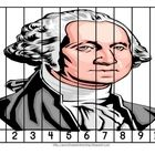 Great for a Presidents Day, Patriotic, or National Symbols Theme! Print and cut these Number Order and Skip Counting Puzzles for an easy addition t...
