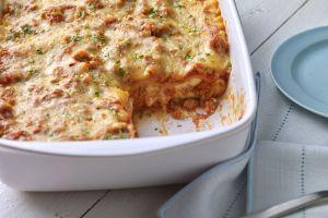 Classic Turkey Lasagna | #JennieO #SwitchToTurkey