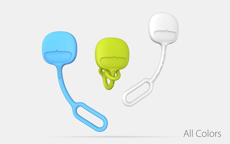 Xoopar Boy Cable Ties on Behance