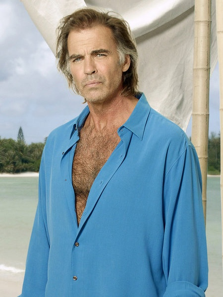 Jeff Fahey (Lost,The Lawnmover Man, Sushi Girl - 2012)