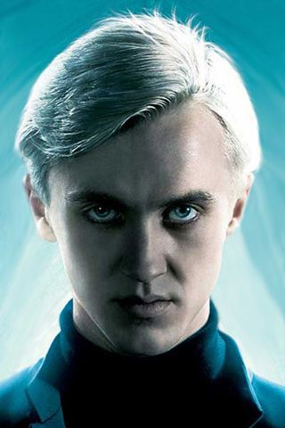 Not important to party planning. But I mean... I would make out with Malfoy. LOOK at him for gosh sakes.