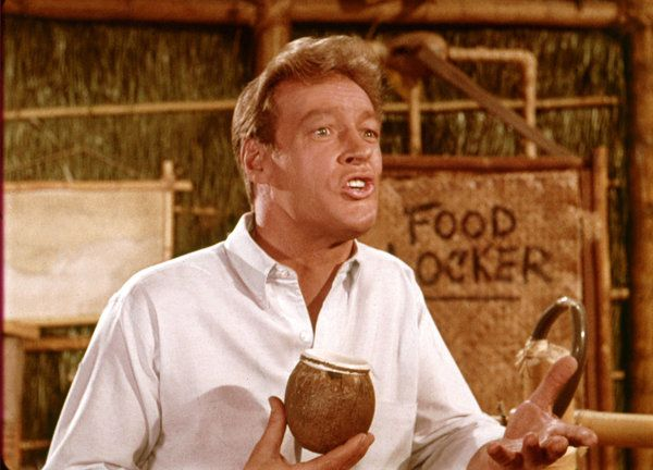 Russell Johnson, the Professor on 'Gilligan's Island,' has died at 89. (via Yahoo TV)