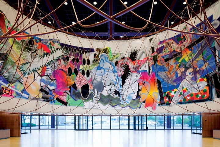 review of stella okunna s work on Nsu art museum: master level historical show of frank stella's work - see 324 traveler reviews, 79 candid photos, and great deals for fort lauderdale, fl, at tripadvisor.