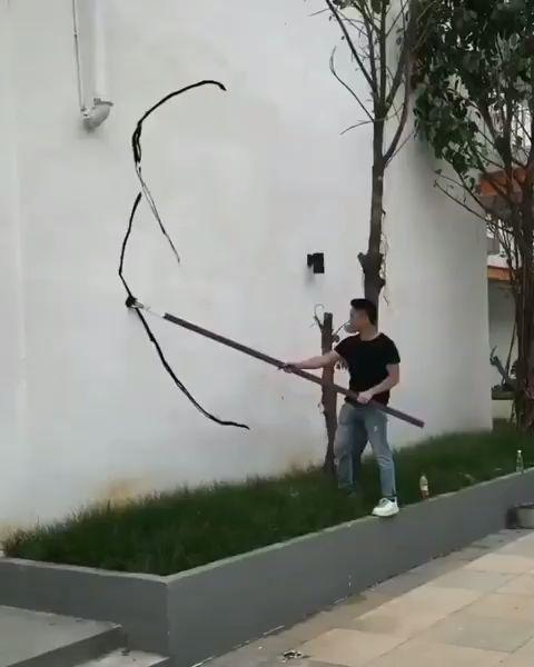 Amazing!! Great art by ID: 1877746261 (Döuyin)