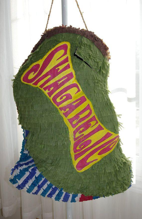 Austin Powers Piñata by WoWpinatas on Etsy