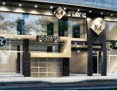 """Check out new work on my @Behance portfolio: """"Stores front design"""" http://be.net/gallery/44811637/Stores-front-design"""