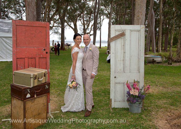 https://flic.kr/p/N69CkX | Wedding at Lakeside Retreat, Lake Macquarie NSW | Beautiful rustic wedding on the shores of Lake Macquarie.  Please visit my website www.artistiqueweddingphotographybynicolette.com.au to see more wedding photos, blogs etc.