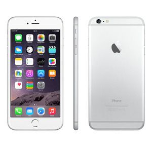 Refurbished 64GB iPhone 6  in Silver