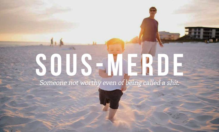 22 Majestic French Insults We Need In English