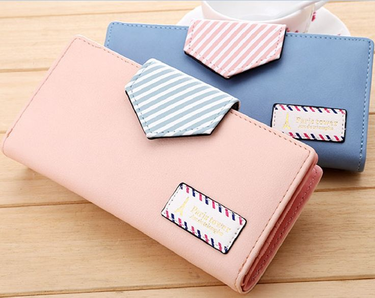 ladies zipper wallets Korean triangle stripes buckle long wallet money clip pu leather purse card package Check more at http://clothing.ecommerceoutlet.com/shop/luggage-bags/coin-purses-holders/ladies-zipper-wallets-korean-triangle-stripes-buckle-long-wallet-money-clip-pu-leather-purse-card-package/