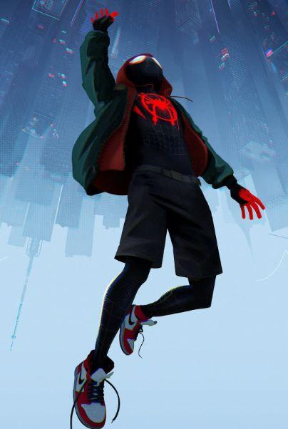 Spiderman A New Universe Stream