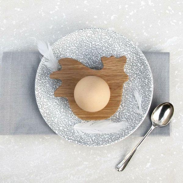 lustige eierbecher holz ostergeschenke hop peck hahn osterideen pinterest ostergeschenk. Black Bedroom Furniture Sets. Home Design Ideas