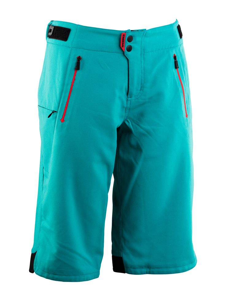 Race Face Indiana Shorts, turquoise - Radhose