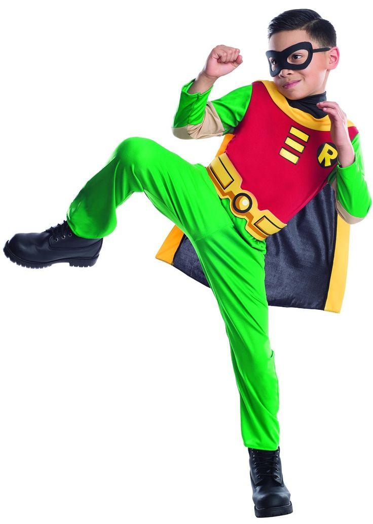 Teen Titans Raven Child Costume
