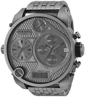 Reloj Diesel Men's DZ7247 SBA Gunmetal Watch | Comprar en Chile